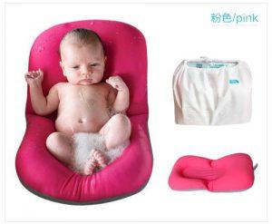 婴儿洗澡网兜浴垫