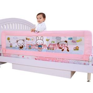 婴儿床安全护栏