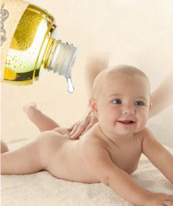 婴儿按摩润肤油