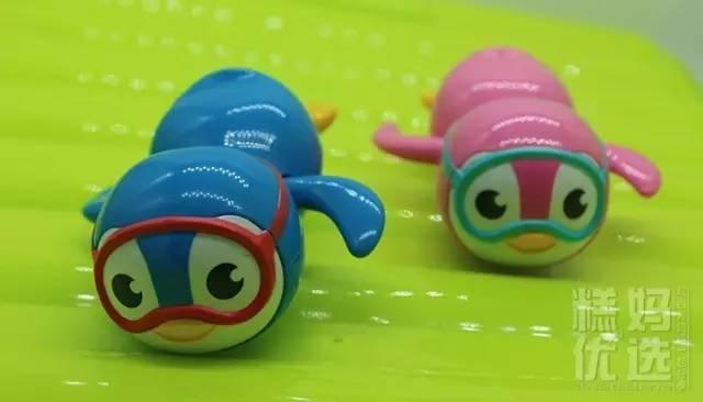 宝宝婴儿儿童洗澡玩具 小企鹅