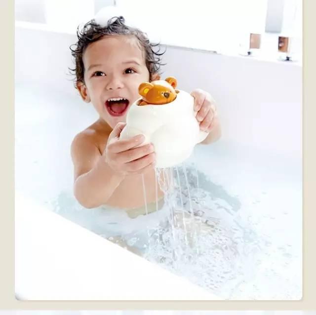 宝宝婴儿儿童洗澡玩具 泰迪熊